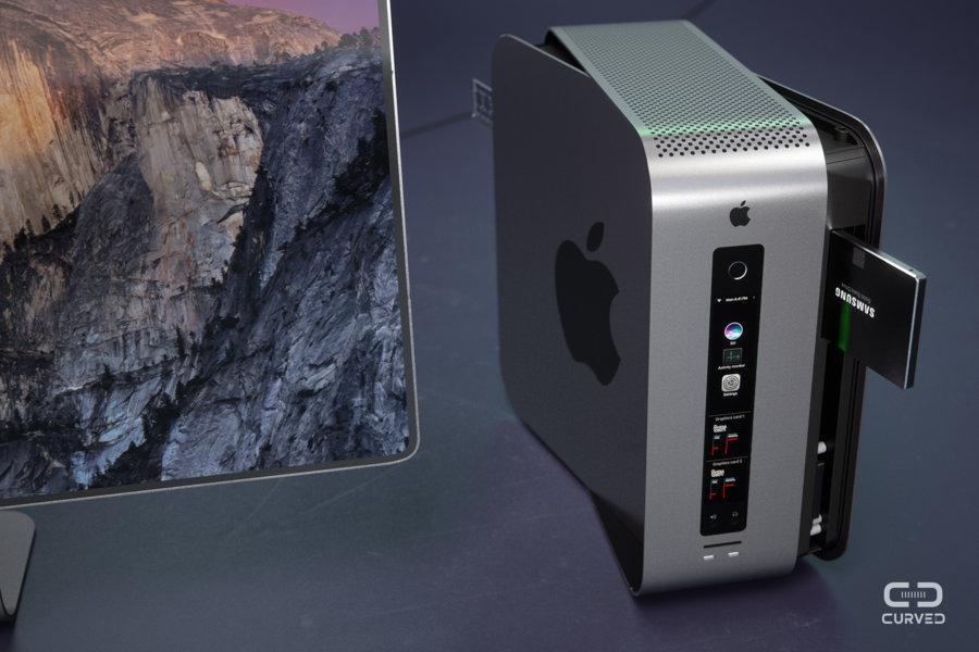 Modular Mac Pro 2018 concept 2