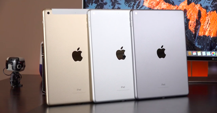 New iPad all colors FB