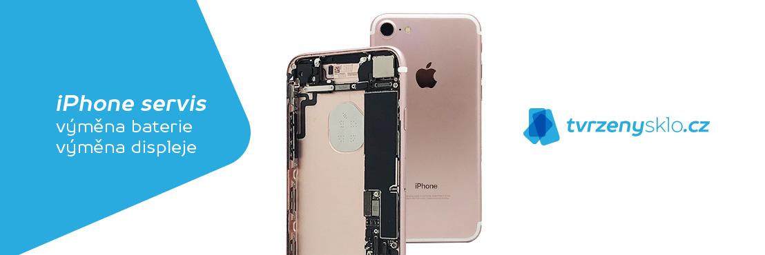 Servis iPhone Praha Tvrzenýsklo