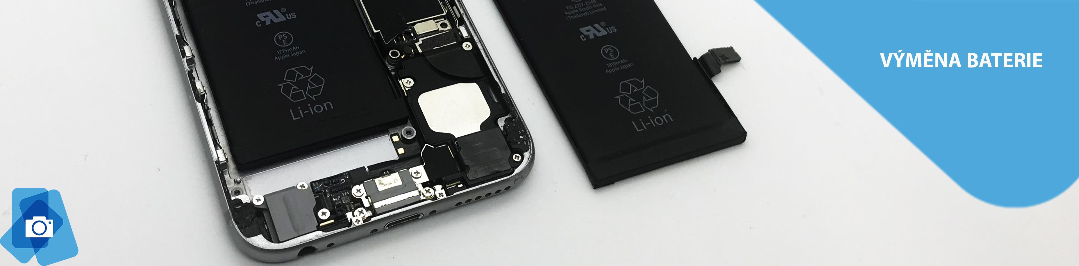 Výměna Baterie iPhone Praha-2