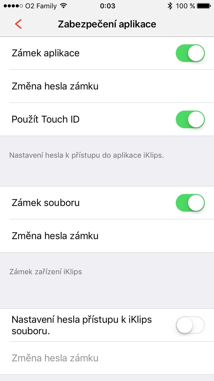 iKlips app 20