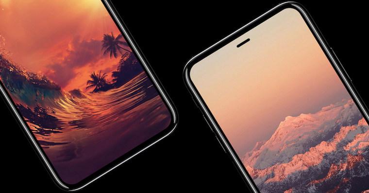 iPhone8 infar concept FB