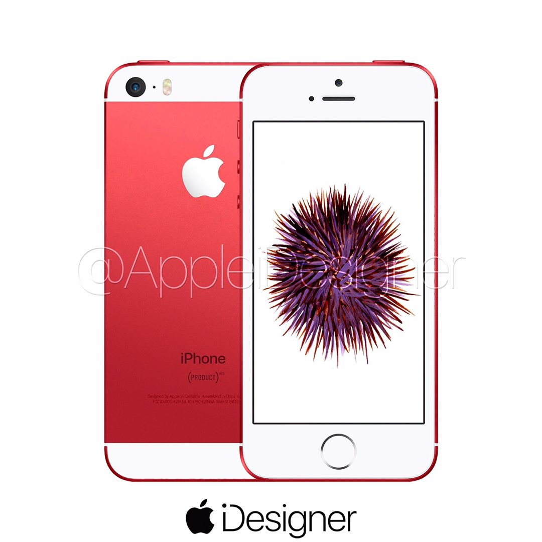 iPhone SE RED 2