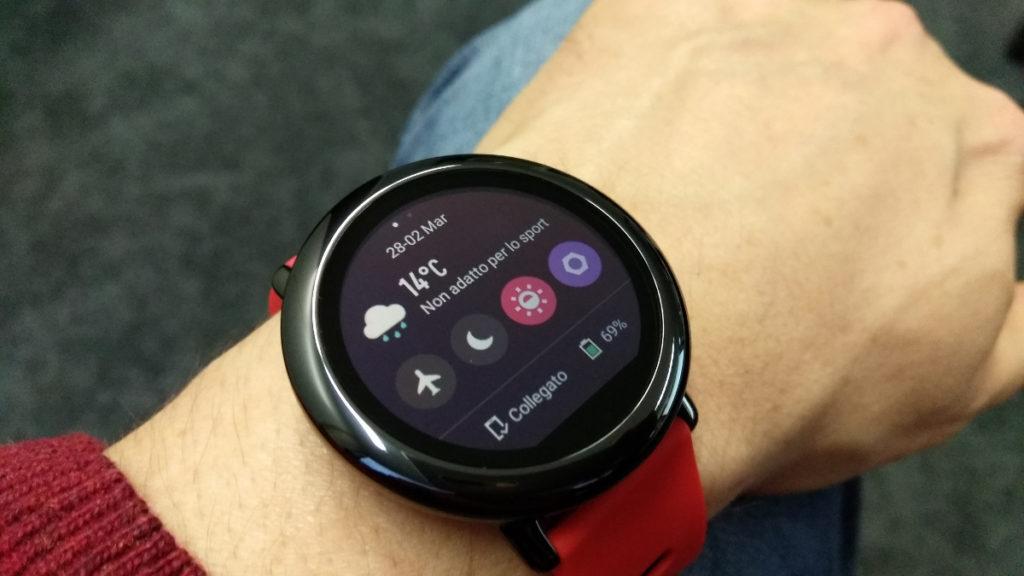 4. amazfit huami xiaomi hodinky recenze nejlevnejsi skladem b2215ca5e4