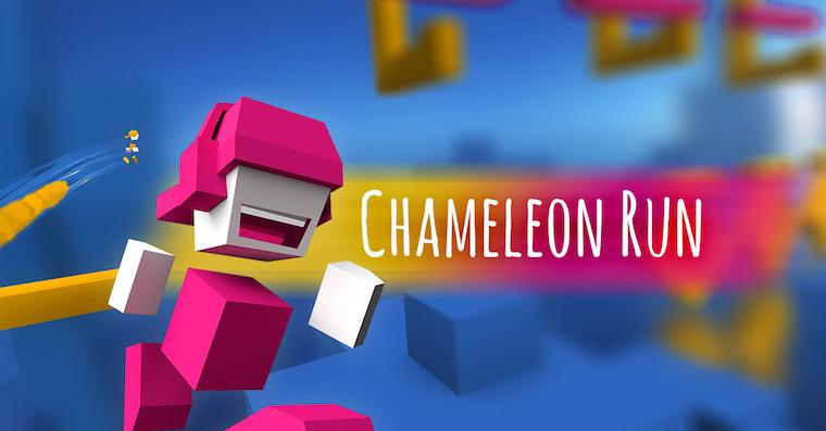 Chameleon Run FB