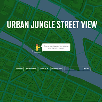 urban jungle icon