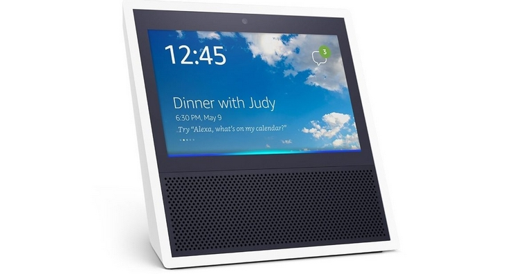 amazon echo show fb