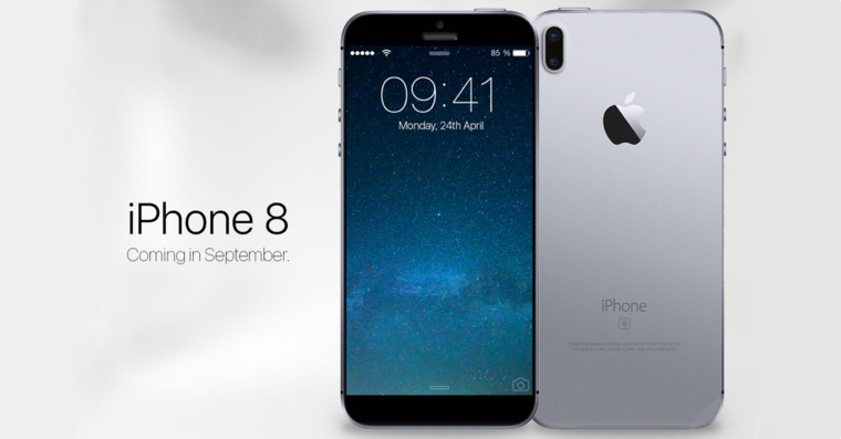 iPhone8 coming in september FB