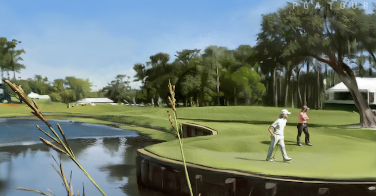 pga tour apple pencil fb