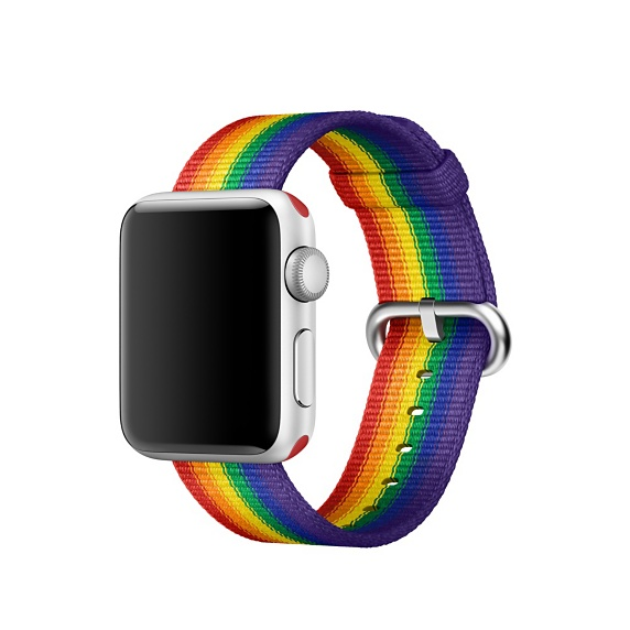Apple Watch Pride 1