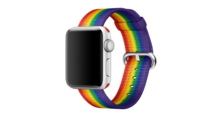 Apple Watch Pride Facebook