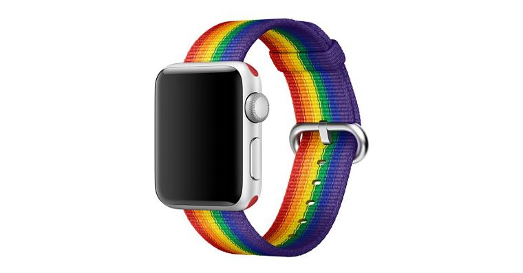 Apple Watch Pride Facebook