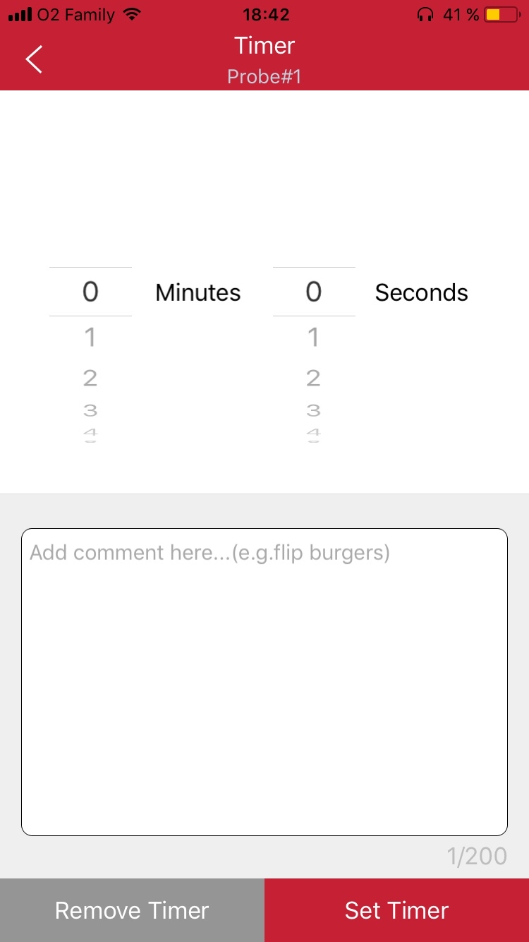 GrillEye aplikace 2