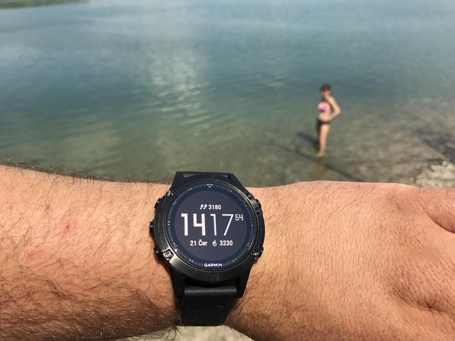 První týden s Garmin Fenix 5  Apple stvořil Apple Watch 2f66e663b2