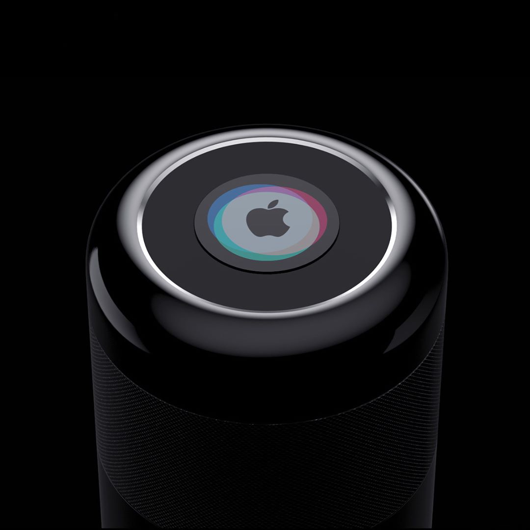 Siri speaker concept 3