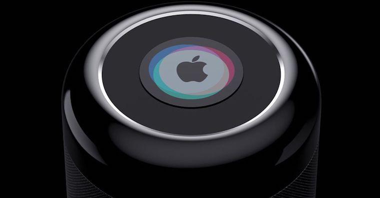 Siri speaker concept FB
