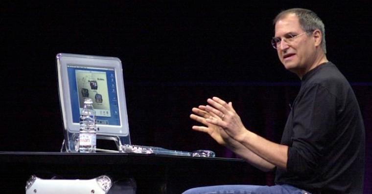 Steve Jobs at Macworld fb