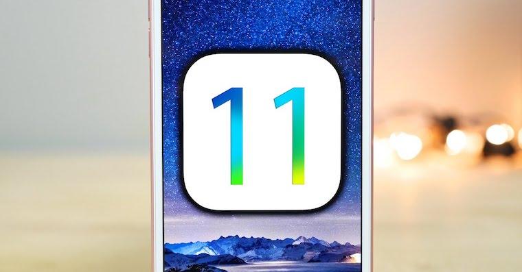 iOS 11 FB