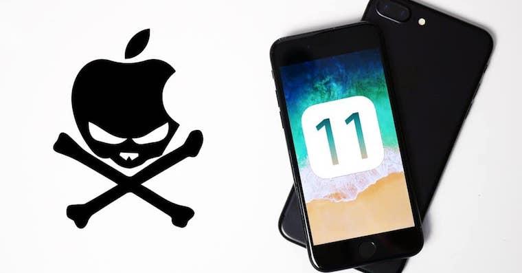 iOS 11 killed features FB