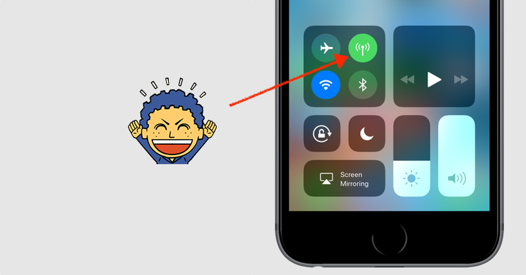 iOS 11 mobilni data FB