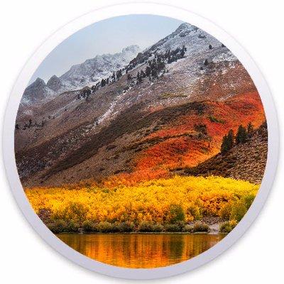 macOS High Sierra icon