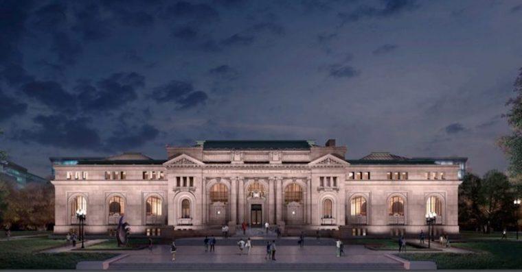 Carnegie Library Apple fb