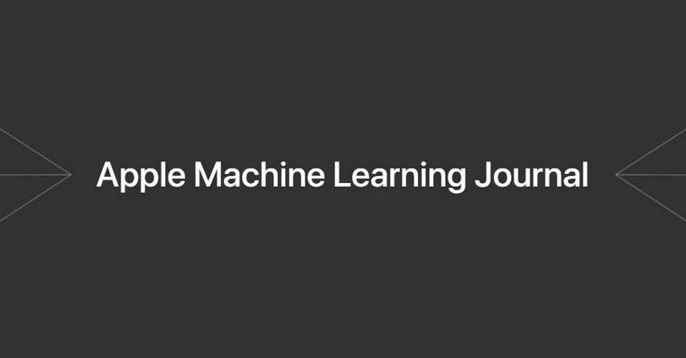 apple machine learning journnal fb