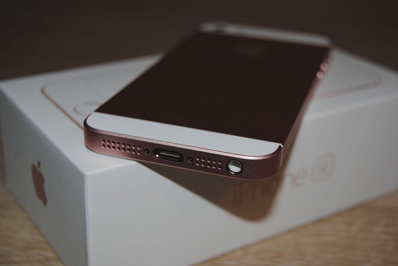 iPhone SE recenze 5