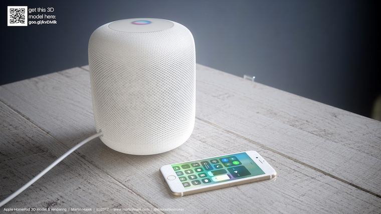 Apple HomePod Martin Hajek 3