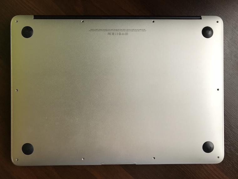 Jak vymenit baterii MacBook Air 4