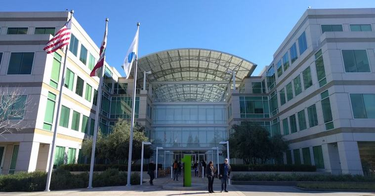 Apple Headquarters fb