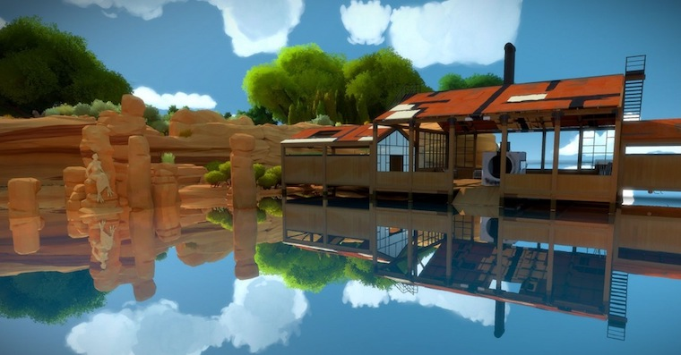 The Witness ios fb