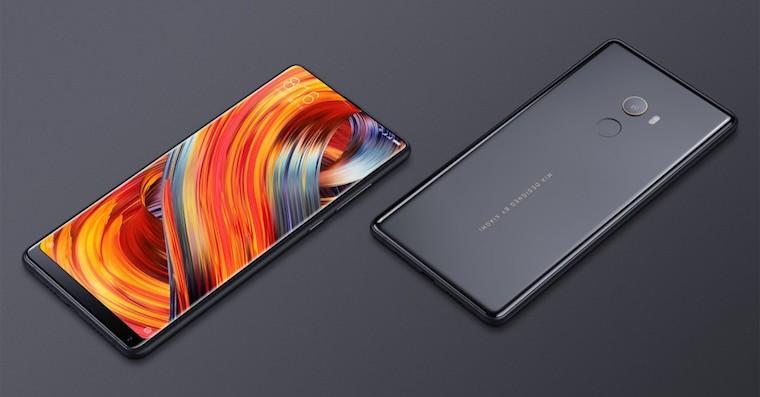 Xiaomi Mi Mix 2 smartphone FB