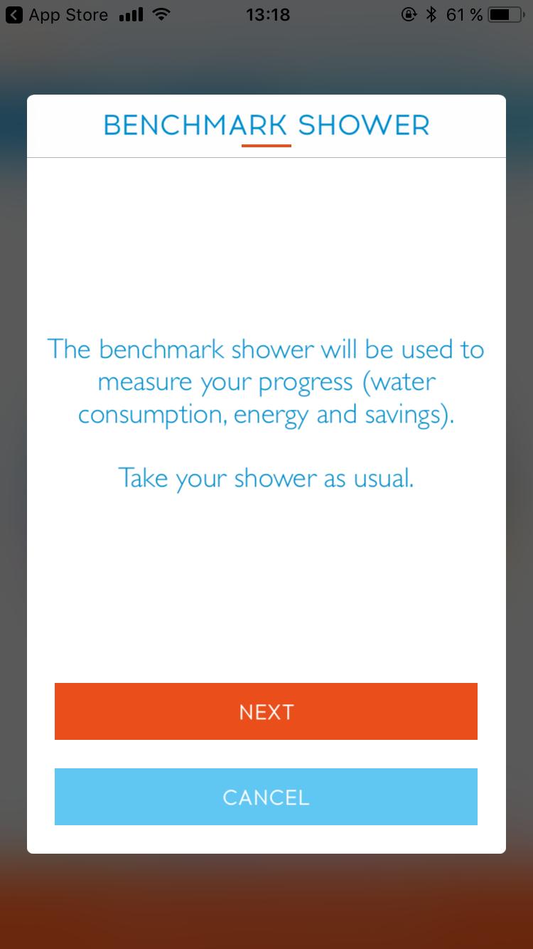 chytra sprcha Hydrao benchmark shower 1