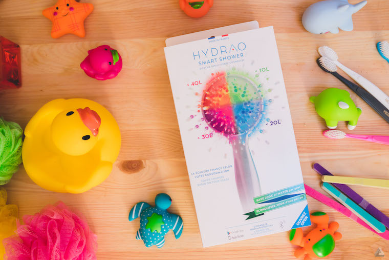 chytra sprcha Hydrao official 2