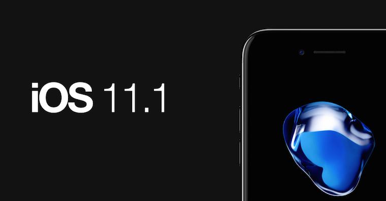 iOS 11.1 FB