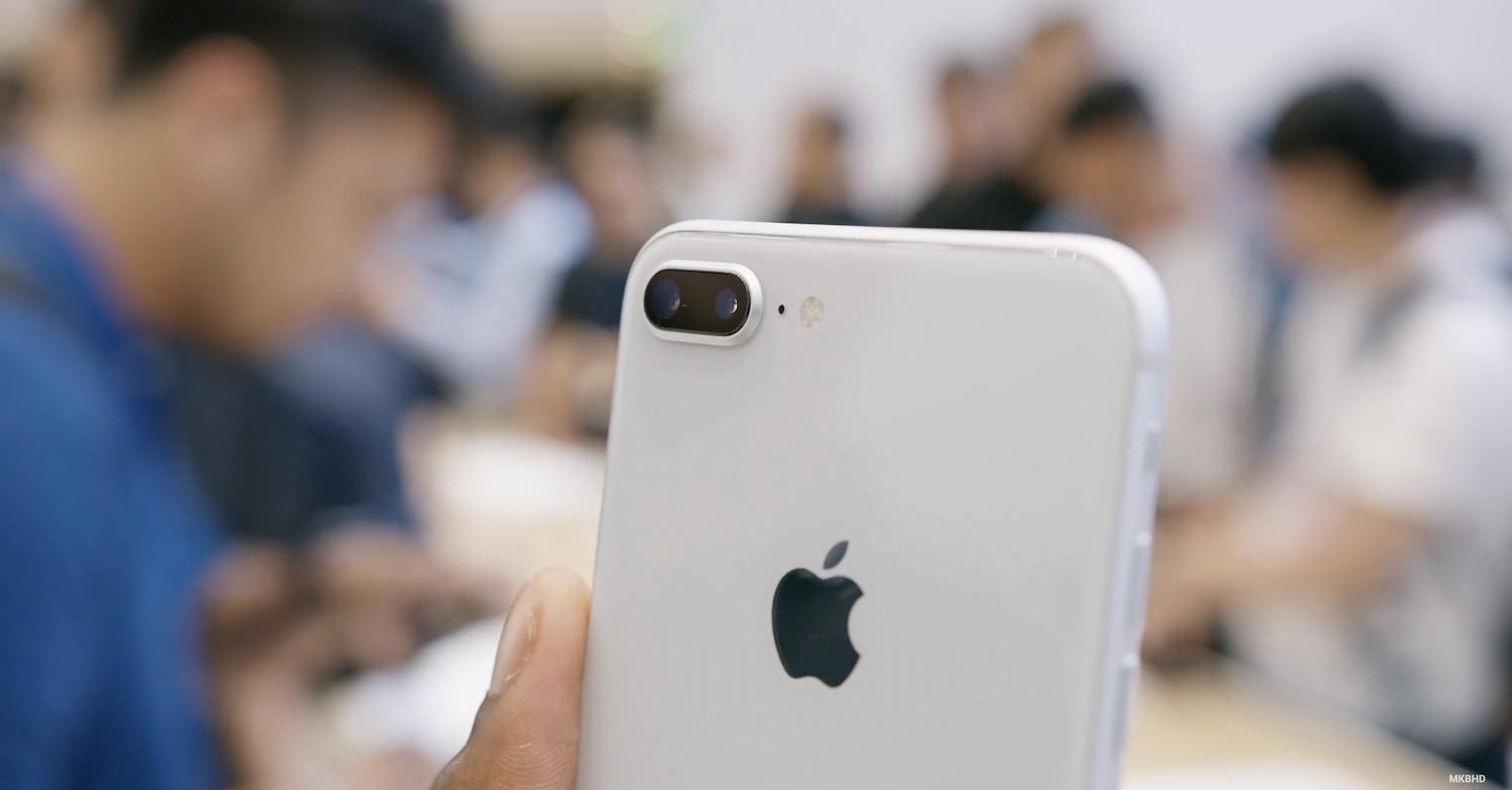 iPhone8 Plus camera back FB