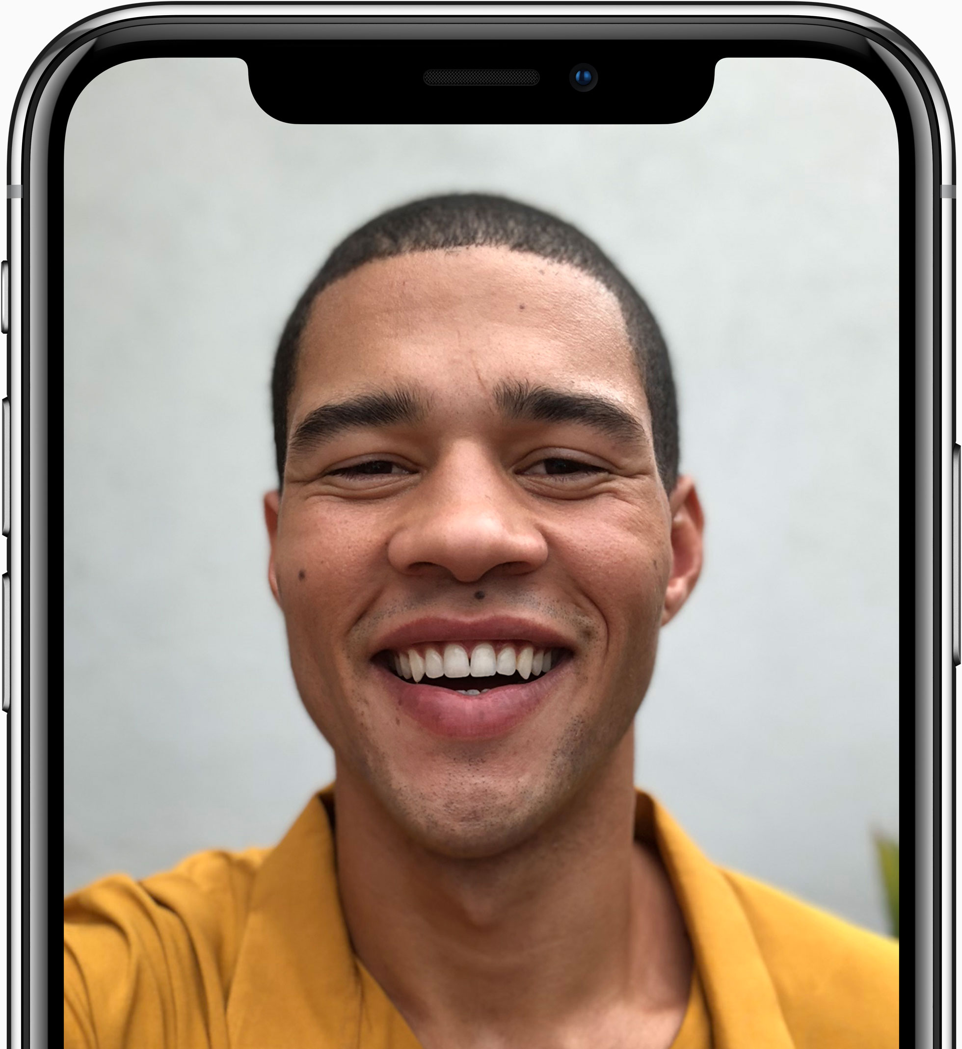 iPhone X Face ID 2