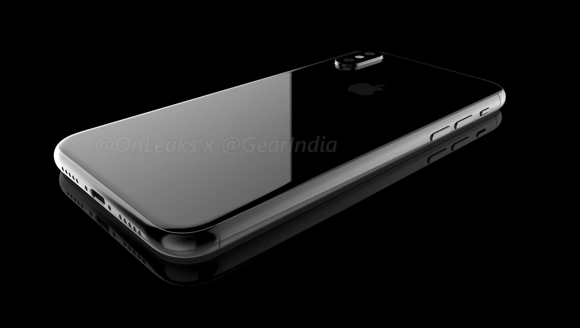 iPhone X OnLeaks 2
