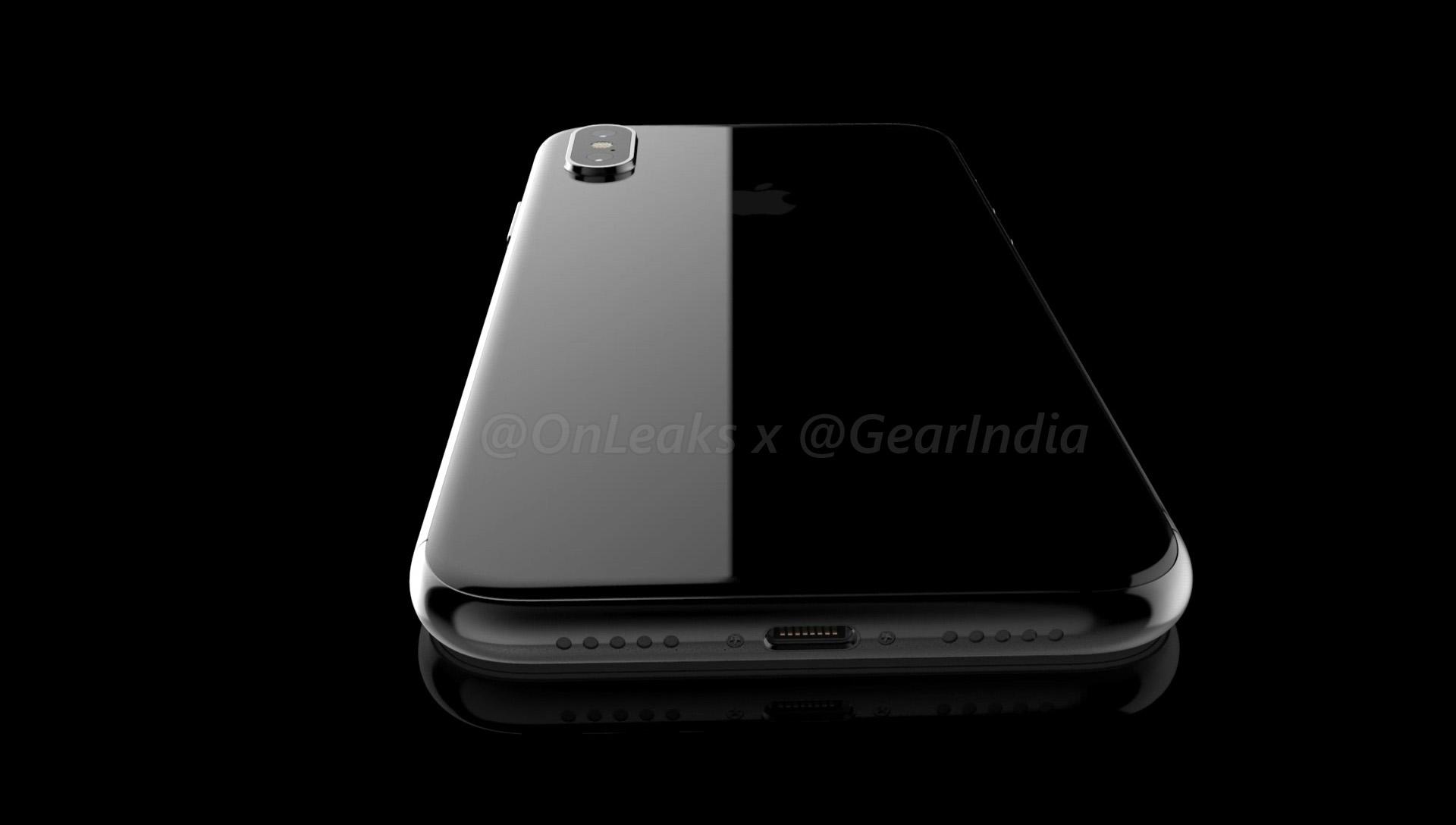 iPhone X OnLeaks 3