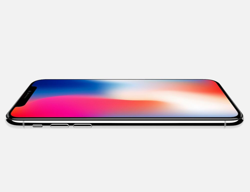 iPhone X design 2