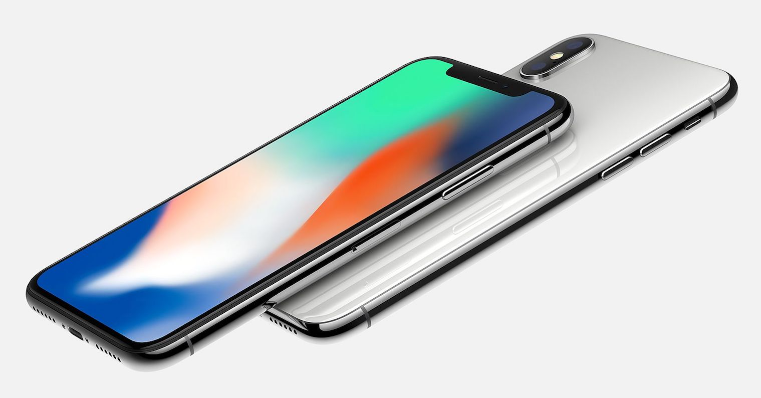 iPhone X official FB