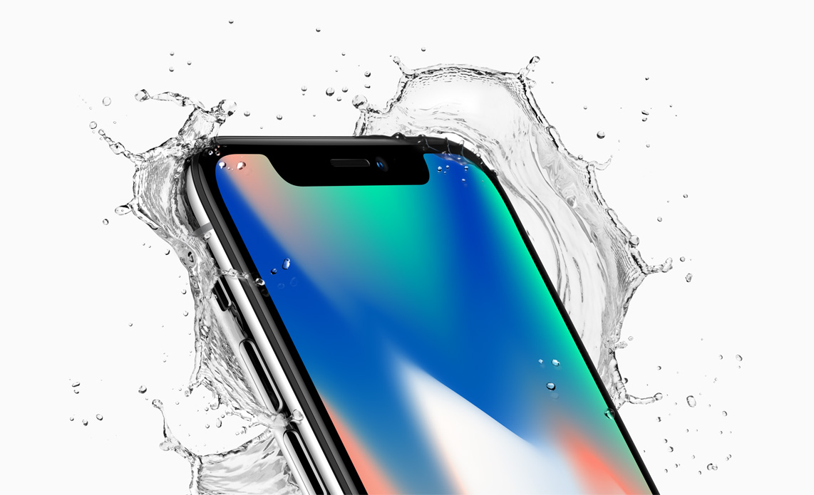 iPhone X waterproof 2