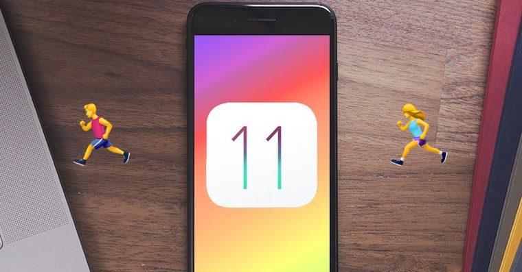 jak zrychlit iOS 11 FB