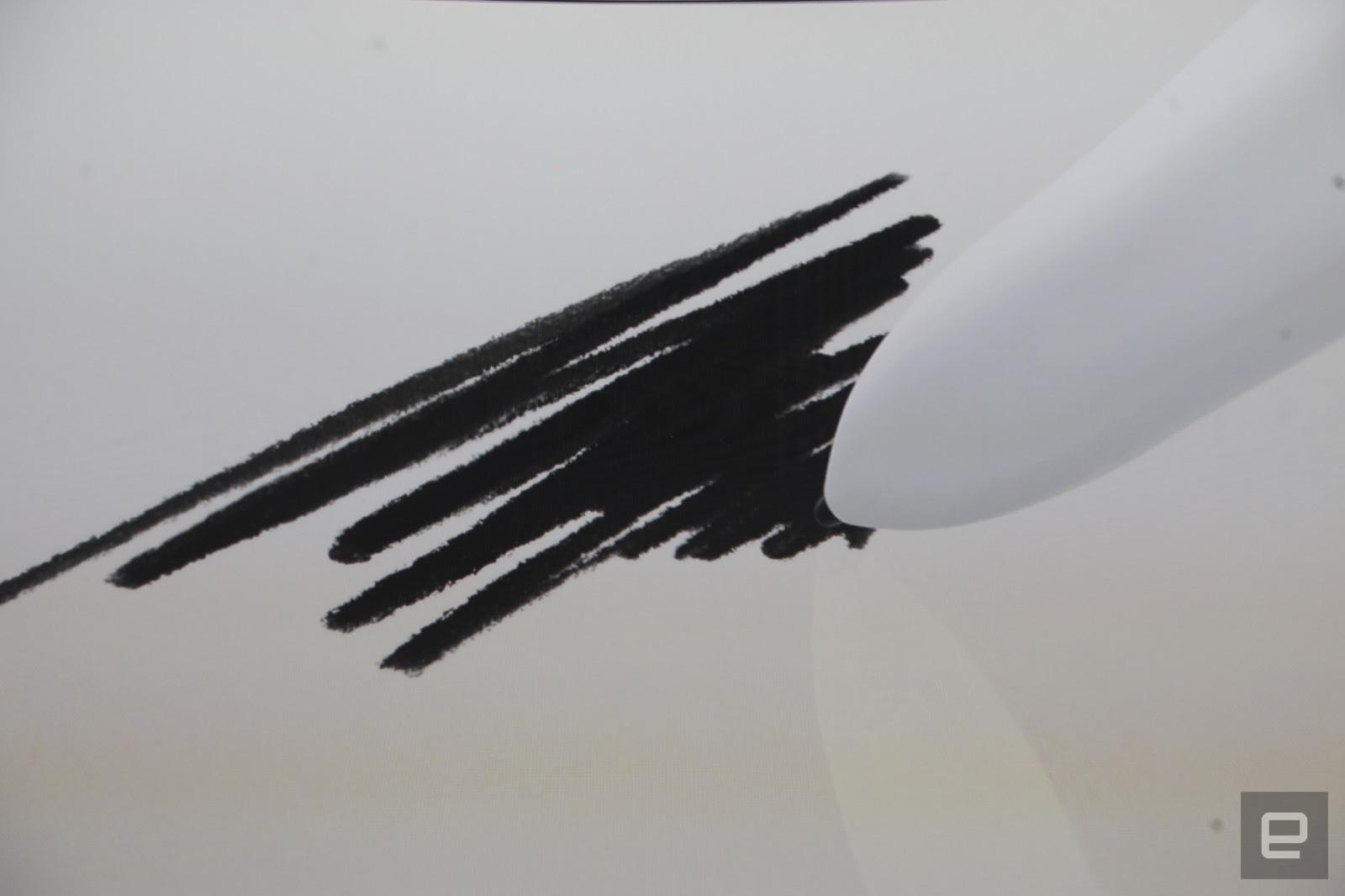 Pixelbook Pen Engadget 2