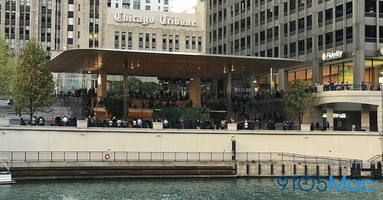 apple store chicago fb