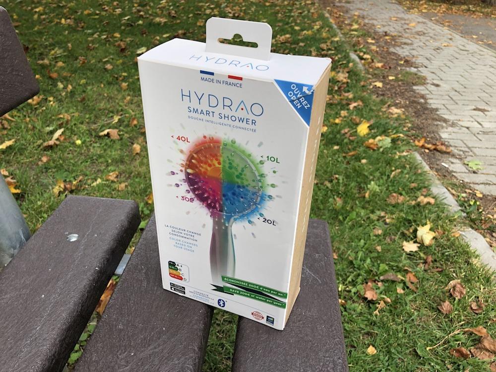 chytra sprcha Hydrao 7