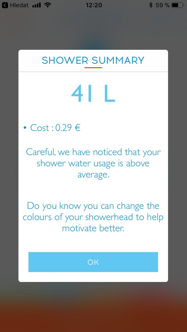 chytra sprcha Hydrao applikace 2
