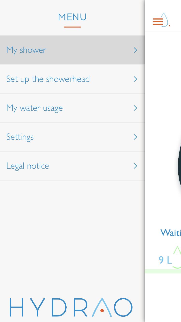 chytra sprcha Hydrao applikace 8