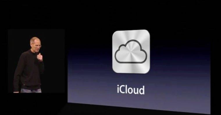 iCloud Steve Jobs